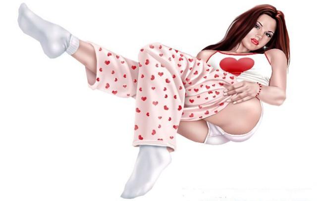 мультяшные эротические картинки